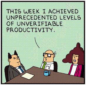 Productivity and the Dictatorship of Low Expectations