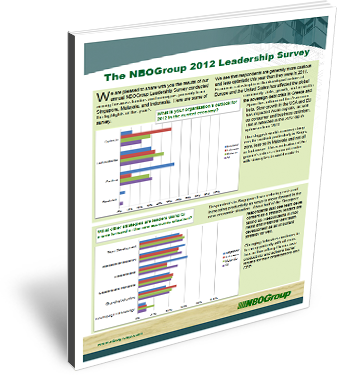 2012 Leadership Survey Executive Summary