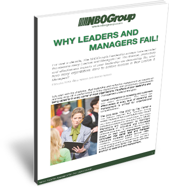 Why Leaders and Managers Fail 2013 (whitepaper)